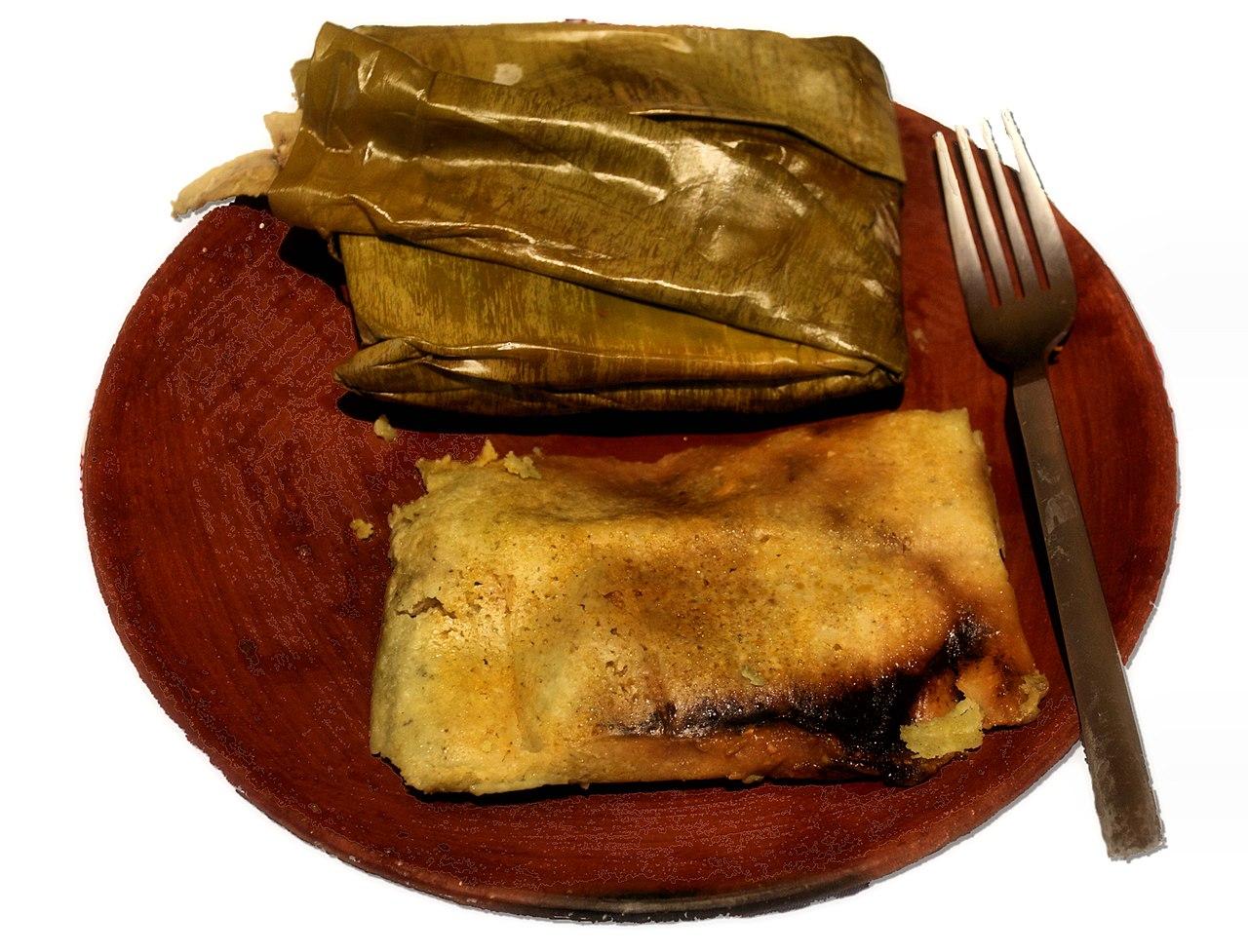 Hot Tamales Food Recipe