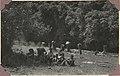 Tambunan Dusuns on their way home (7930176810).jpg