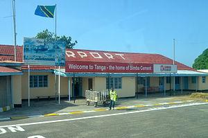 Tanga Airport