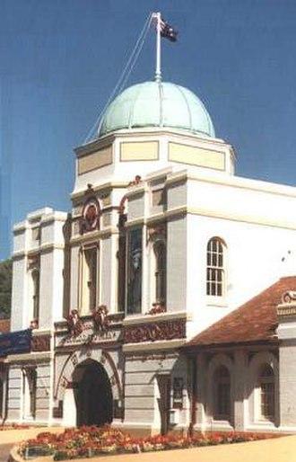 North Shore (Sydney) - Image: Tarongazoo 1