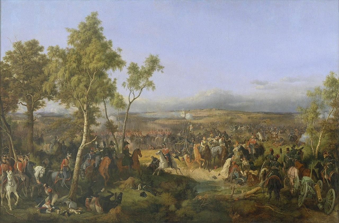 Петер фон Гесс. Сражение при Тарутине 6 октября 1812 года