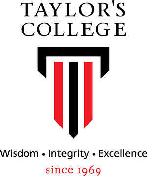 Taylor's College - Taylor's College logo