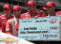 Team Penske wins Pit Stop Challenge - Carb Day 2015 - Stierch 2.jpg