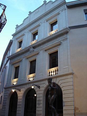 Teatre Principal de Maó - Image: Teatreprincipaldemao