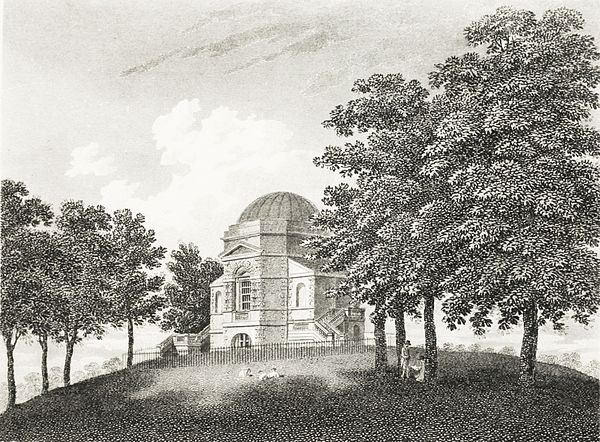 """The Temple in Euston Park"""