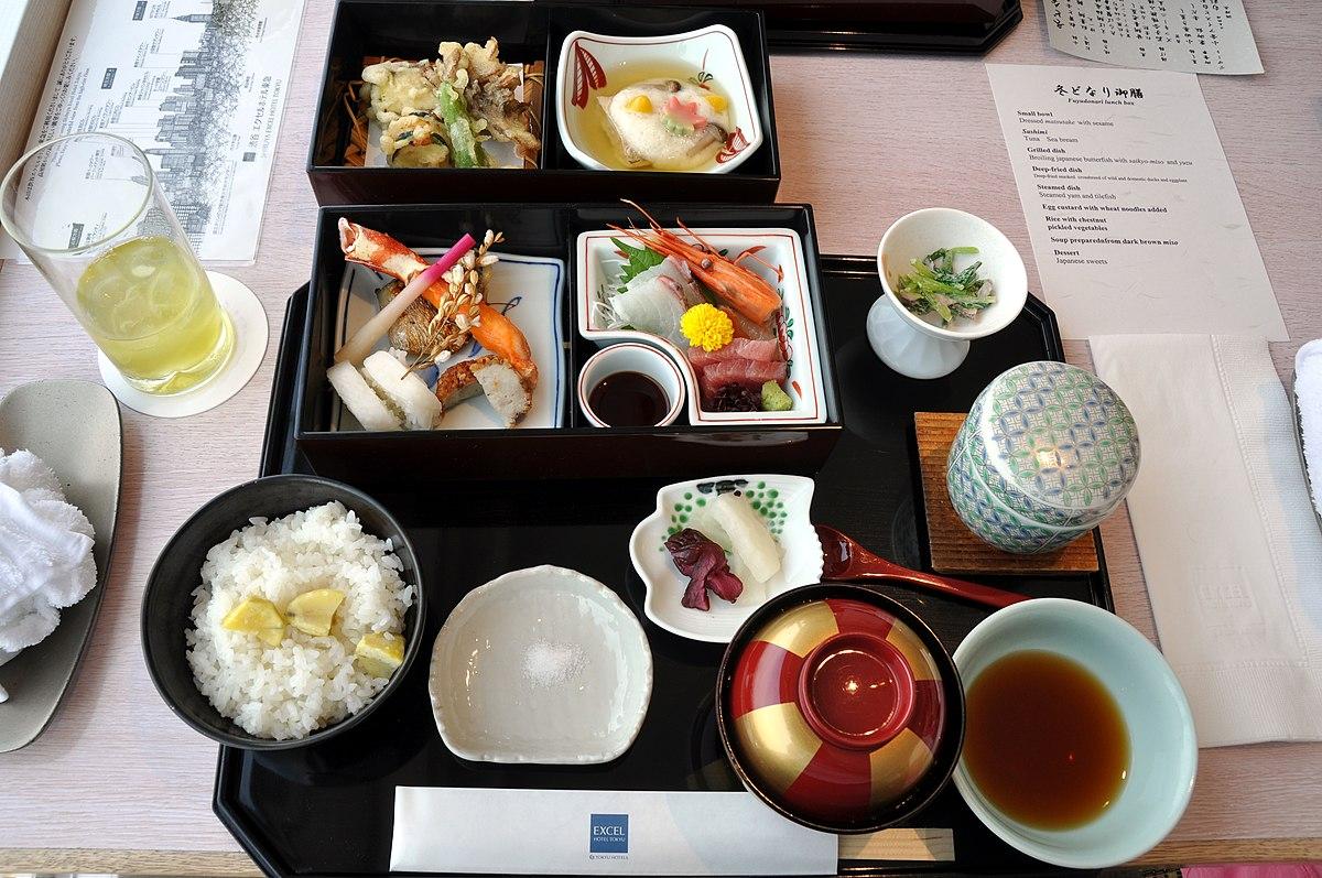 japanese cuisine wikipedia. Black Bedroom Furniture Sets. Home Design Ideas