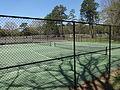 Tennis courts, City Park (Griffin).JPG