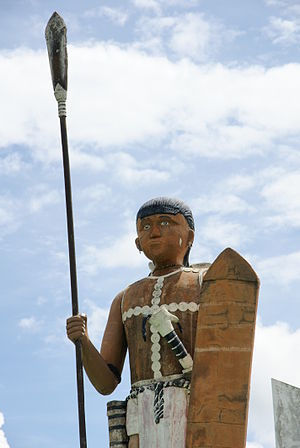 History of Sabah - Antanum.