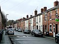 Terraced houses in Lime Street, Penn Fields, Wolverhampton - geograph.org.uk - 1735515.jpg