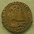 Testone d'argento di antoine, duca di lorena, 1512.JPG