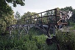 Am Finowkanal in Eberswalde