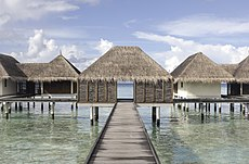 Thatched-roof villa in the Maldive Islands.jpg