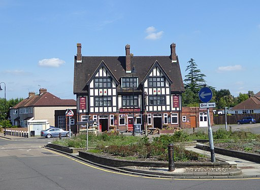 Creative Commons image of Albany Hotel in Bexley