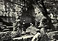 The Apollo Fountain. Facing p.133. Accidents of an antiquary's life. 1910.jpg