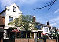 The Black Swan public house on Southern Lane, Stratford-upon-Avon, Warwickshire.jpg