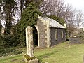 The Boyd Mausoleum, Yetholm Kirkyard - geograph.org.uk - 1740587.jpg