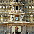 The Chamundeshwari Temple is brought to you by .... HMT watches. (6110730825).jpg