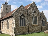 The Church of St Mary, Wivenhoe.JPG