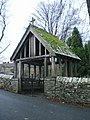 The Church of St Mary and St John, Hardraw, Lych gate - geograph.org.uk - 1606187.jpg