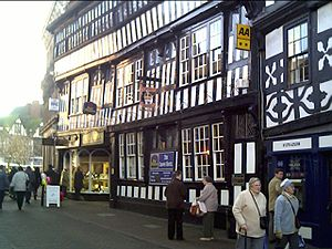 The Crown Hotel, Nantwich. The Crown Hotel, Na...
