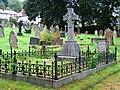 The Graesser grave, Froncysyllte - geograph.org.uk - 538349.jpg