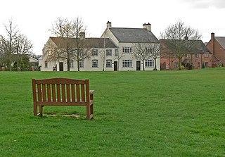 Dadlington Human settlement in England