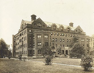 Adolf Meyer (psychiatrist) - The Henry Phipps Psychiatric Clinic