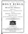 The Holy Bible (King James version), Oxford (1795).pdf
