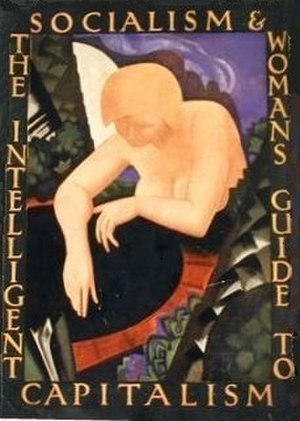 The Intelligent Woman's Guide to Socialism and Capitalism - Cover of the original edition