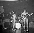 The Ladybirds opptrer i Bergen The Ladybirds performing in Bergen, Norway (1968) (9).jpg
