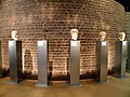 The Nerva–Antonine dynasty, Romisch-Germanisches Museum, Cologne (8115632264).jpg