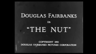 Bestand:The Nut (1921).webm