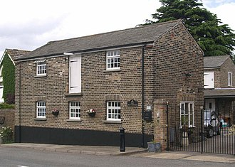 Orsett - The Old Bakery on east side of Rectory Road