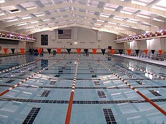 Hargrave Military Academy - The Onishi-Davenport Aquatic Center