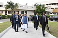 The Prime Minister, Shri Narendra Modi arrives at the International Rice Research Institute (IRRI), in Los Banos, Philippines on November 13, 2017.jpg