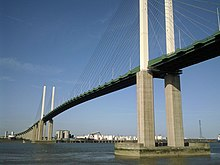 The queen elizabeth ii bridge at dartford geograph org uk 1515684