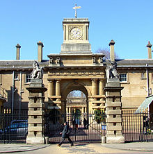The Entrance To Royal Mews