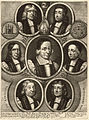 The Seven Bishops Committed to the Tower in 1688 by Pieter Schenck.jpg