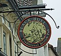 The Sign of the Black Bull - geograph.org.uk - 776695.jpg