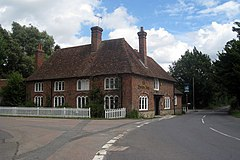 The Swan Inn, Hothfield Road, Little Chart, Kent - geograph.org.uk - 1427440.jpg