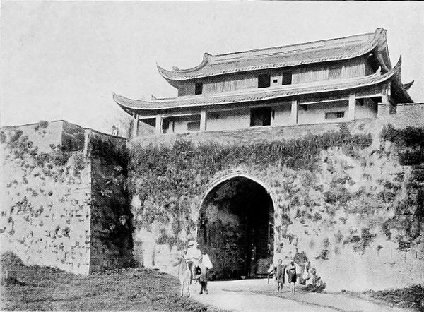 The West Gate of Hangchow.jpg