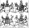 The arms of the nobility, of England, Scotland and Ireland, brought down to the year 1778 Fleuron T118793-43.png