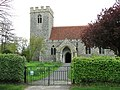 The church of All Saints in Barrow (geograph 2930644).jpg