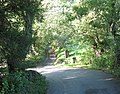 The hairpin bend on the hill above Cymer Abbey - geograph.org.uk - 723280.jpg