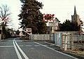 The level crossing at Kelvedon - geograph.org.uk - 667597.jpg