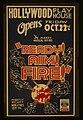 "The merry musical satire ""Ready! Aim! Fire!"" LCCN98517762.jpg"