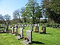 The new section of the cemetery at Llanfairynghornwy - geograph.org.uk - 1259865.jpg