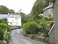 The older part of Prenteg village - geograph.org.uk - 263843.jpg