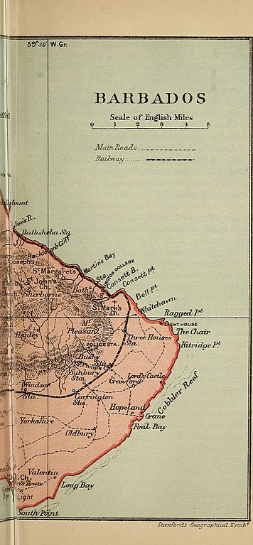 The West Indies with British Guiana and British Honduras
