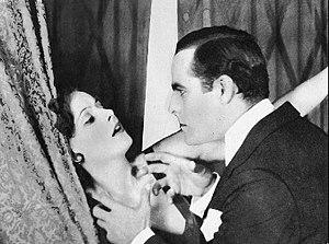 The Temptress - Greta Garbo and Antonio Moreno